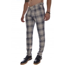 MICHAEL COAL Pantaloni check