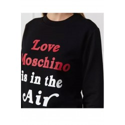 LOVE MOSCHINO Felpa girocollo