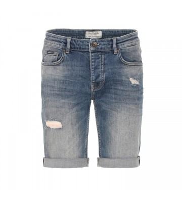 FRED MELLO Bermuda di jeans