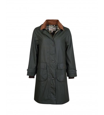 BARBOUR Giubbotto KUDZU WAX...