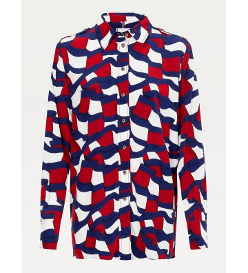 TOMMY HILFIGER CAMICIA...