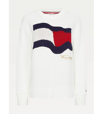TOMMY HILIFIGER MAGLIA OVER...