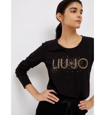LIU JO T-shirt girocollo...