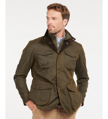 BARBOUR Waxed jacket OGSTON...