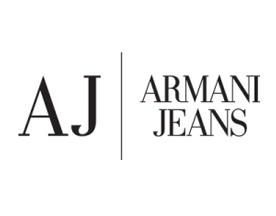logo Armani Jeans